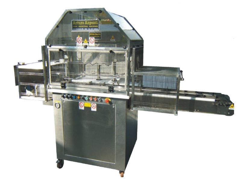 AA-T1L-A Automatic single-blade machine