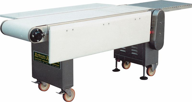 Belt conveyor, model AA/NSC