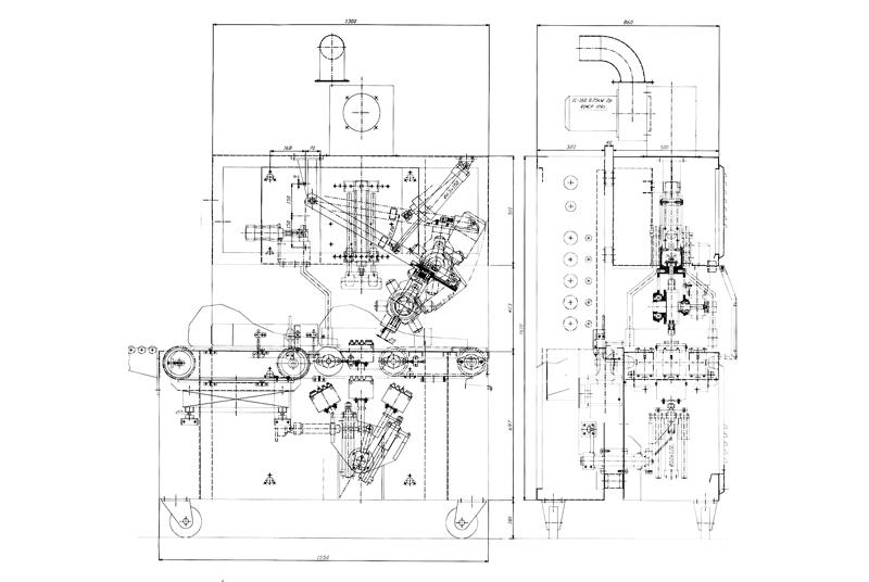 progettazione macchine alimentari